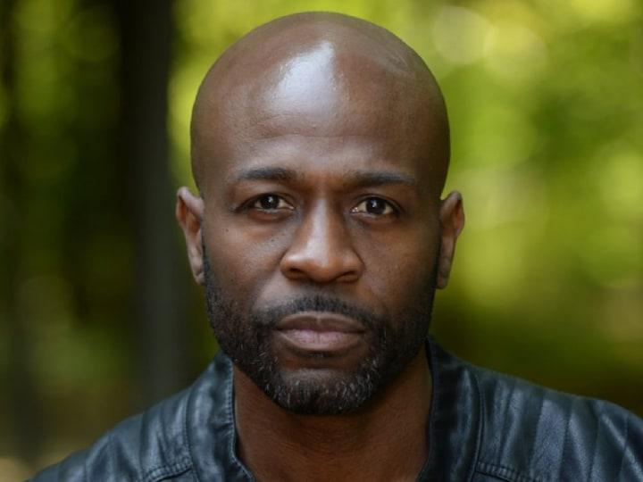 Actor Ronl Haynes