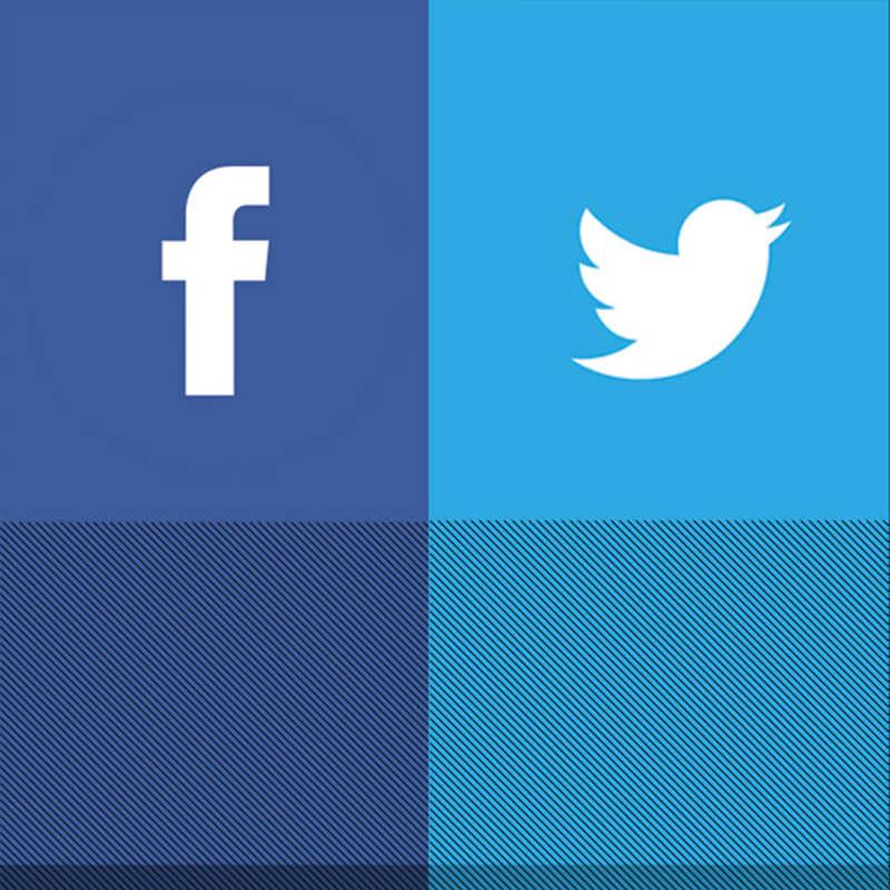 Include streams to your social media