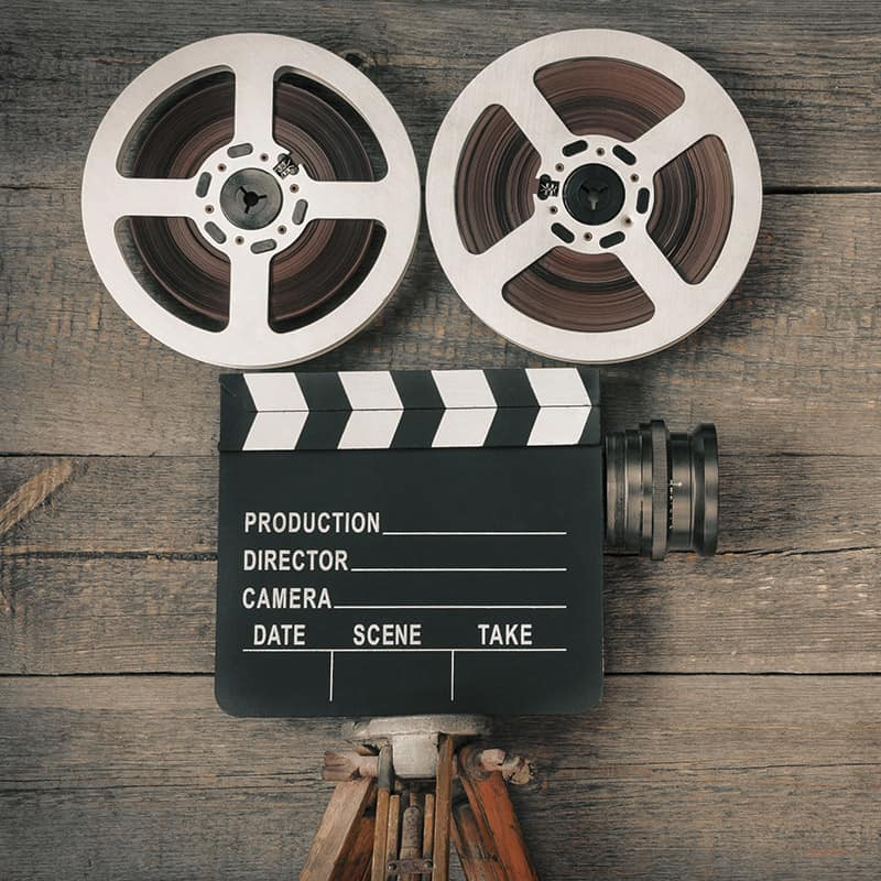 Make your acting reel easily accessible