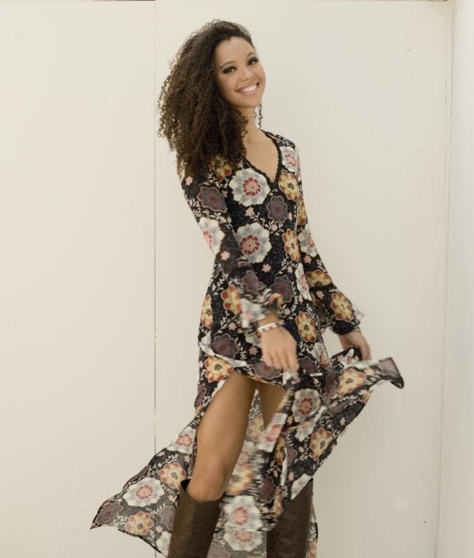 Actress/Model Shaniya Brown