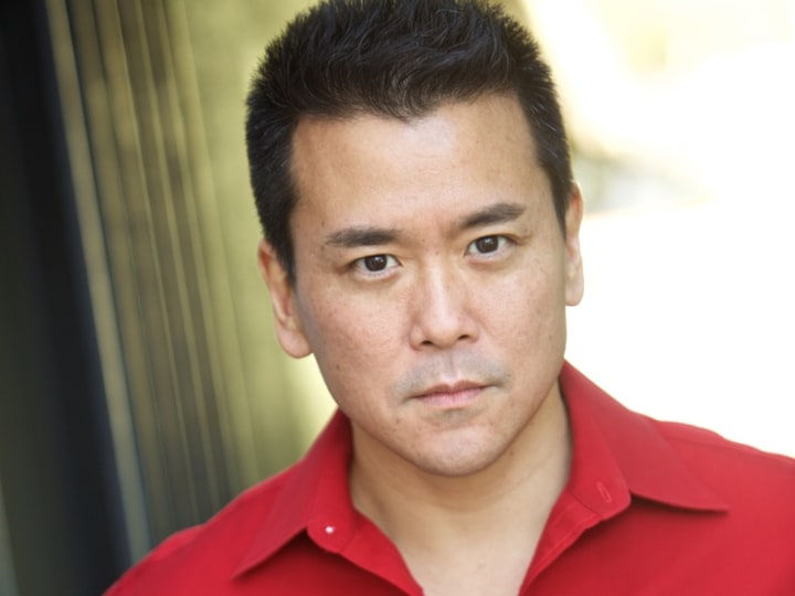 Actor Michael Lee