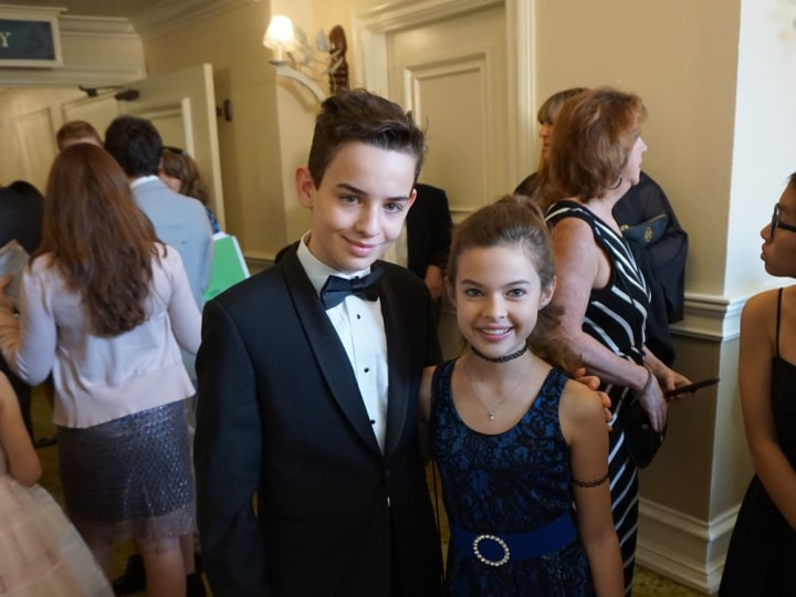 Young Actor - Global Model - Anti- Bullying Advocate - Pro MMA Ethan de'Marsi