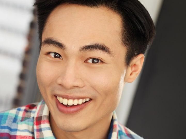 Actor Alan Chang
