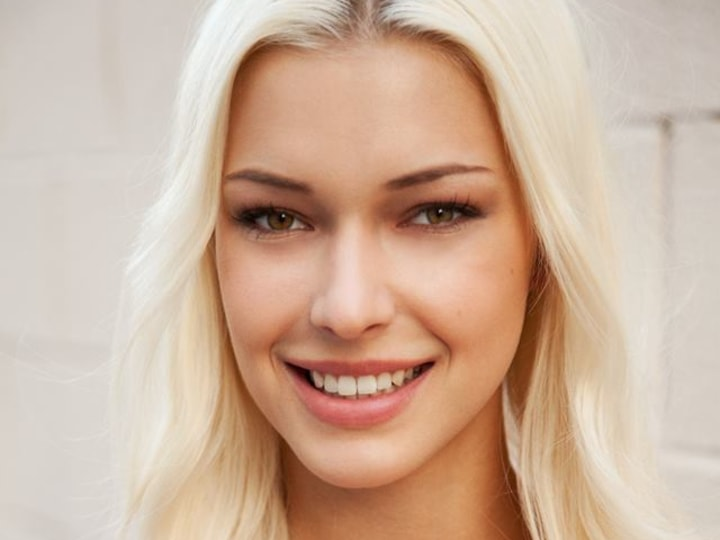 Actress Stefanie Michova