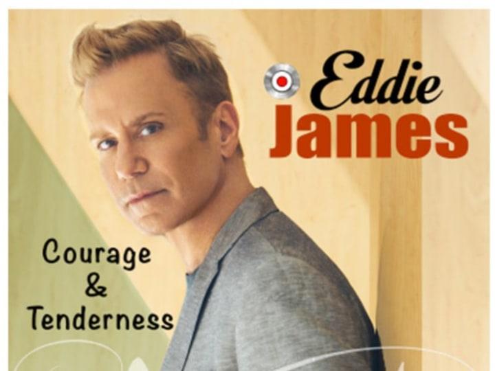 Actor Eddie James Acting Headshots