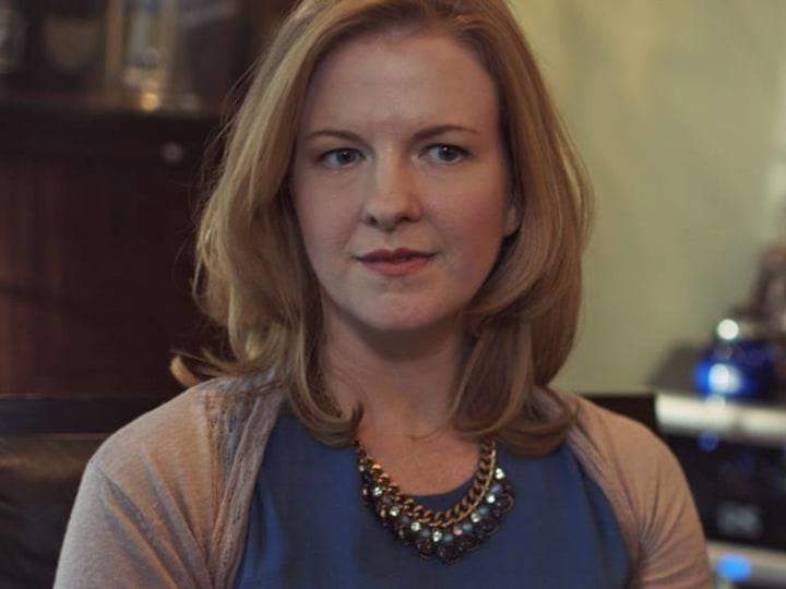 Actor Nancy Nagrant