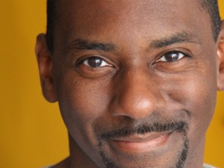 Rodney J. Hobbs (w/goatee) Actor Headshots