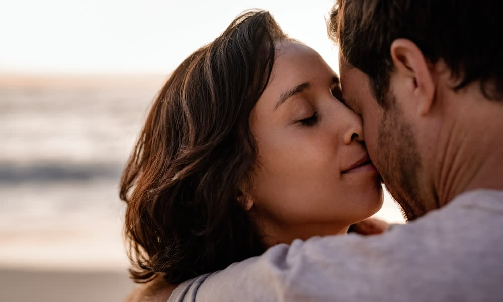 a-woman-hugging-her-boyfriend