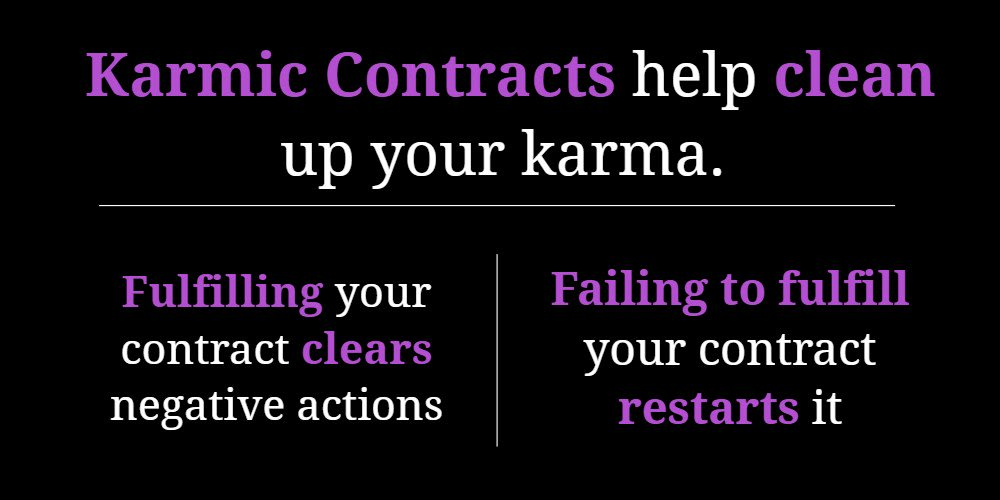 karmic-contracts