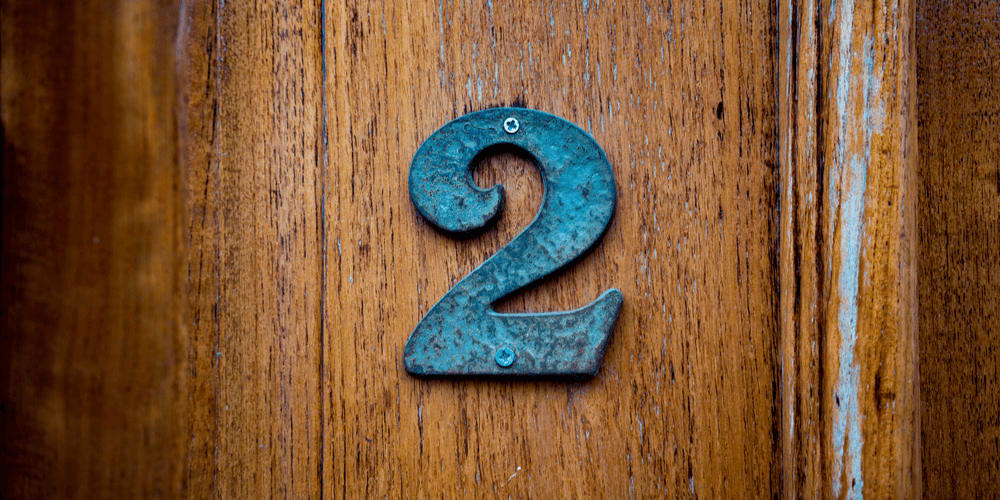 Number-2-in-numerology