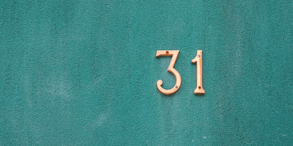 Number-31-numerology