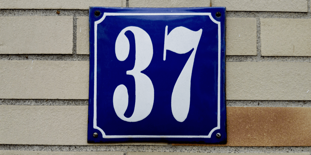 Number-37-numerology