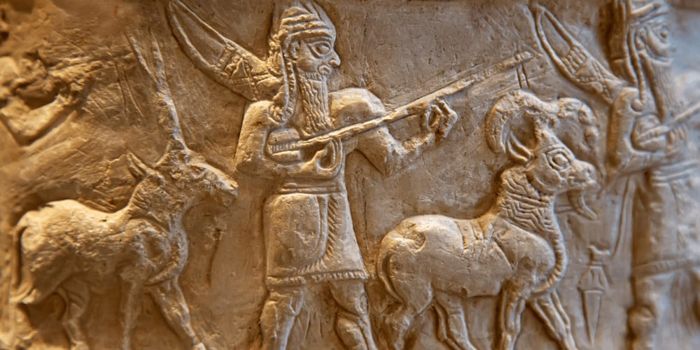 Sumerian and Babylonian Mathematics