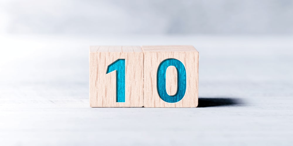 Number-10-numerology