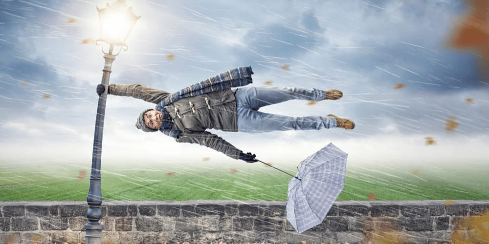 Rain, Cold, and Wind: How Weather Changed History