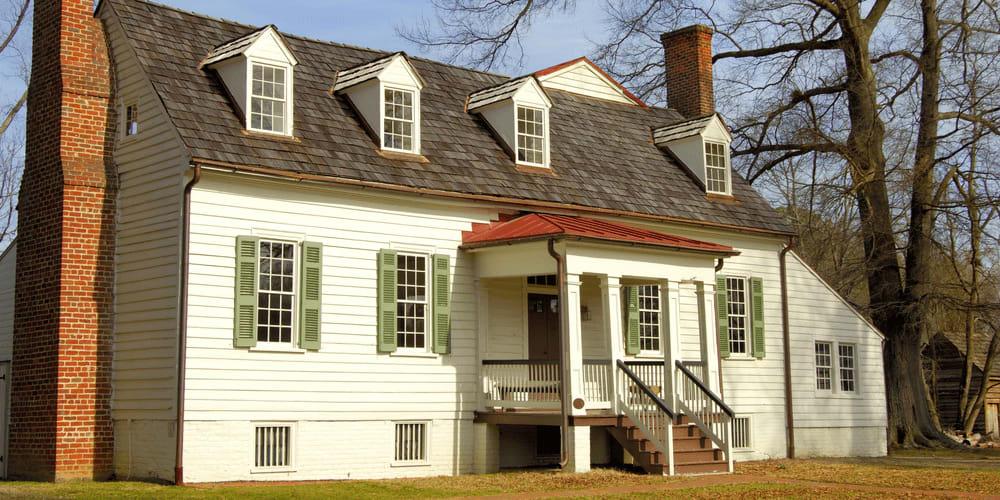 Gabriel's Slave Insurrection was thwarted here in 1800 Glen Allen Virginia