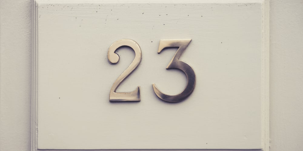Number-23-numerology