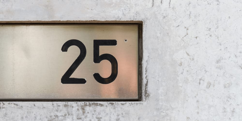 Number-25-numerology
