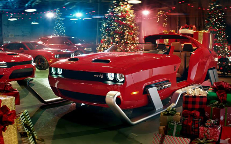 Top 5 Fantastic New Year Car Decorations