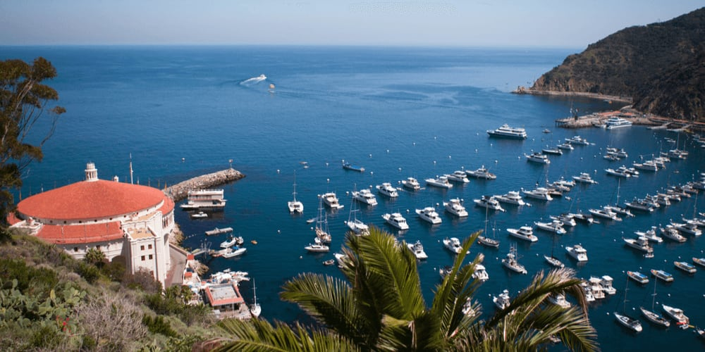 Catalina Island, California vacation