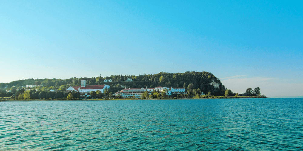 Mackinac Island, Michigan vacation