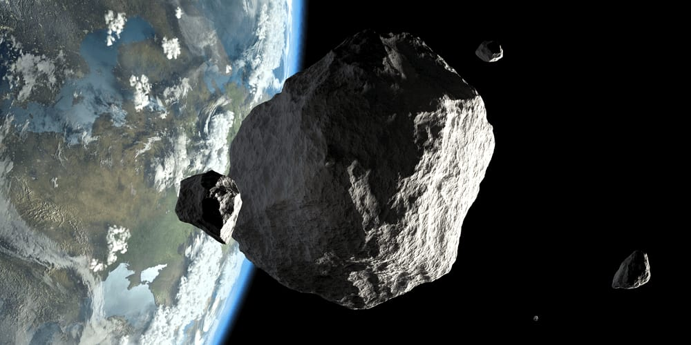 A Mile-Wide Asteroid Nearly Hit Earth