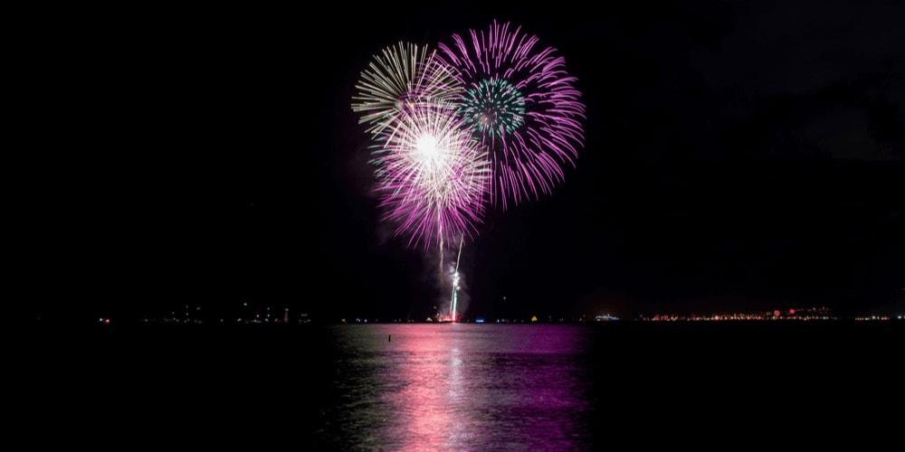 New Year in Honolulu