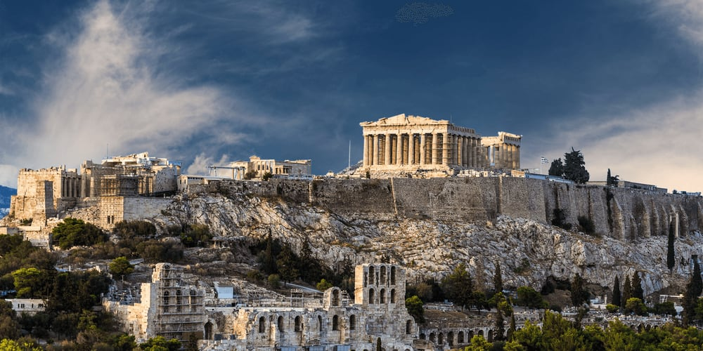 Ancient Greece city