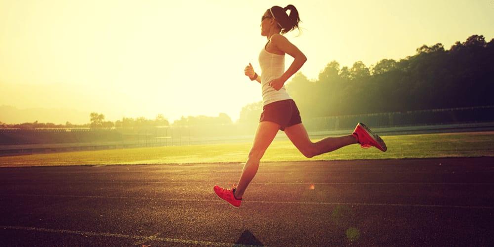 Running is a very popular sport