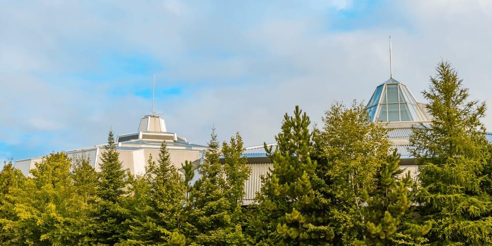 Science Center North in Sudbury, Ontario, Canada
