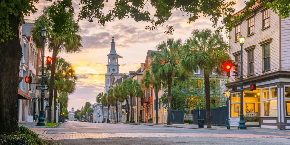 Shiny South Carolina