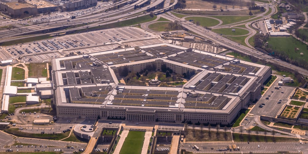 The astonishing Pentagon