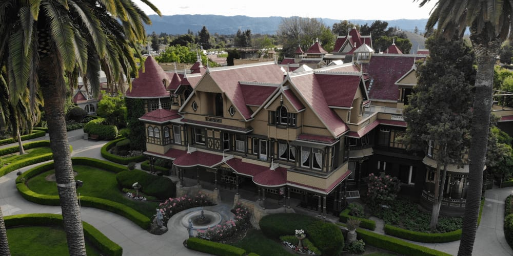 The Mysterious Winchester House