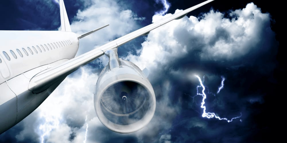 Flying in Bad Weather: How Safe Are You?
