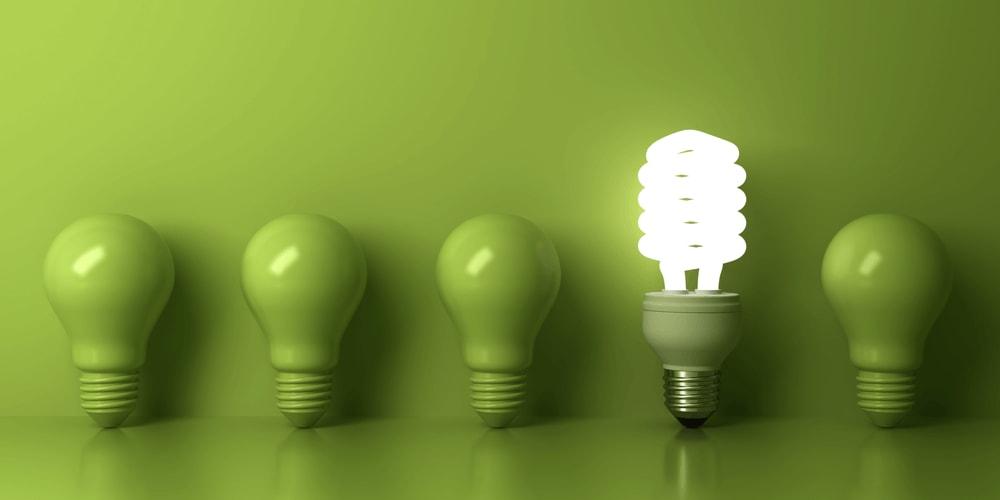 Getrid of regular lightbulbs