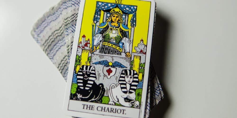 Tarot-chariot