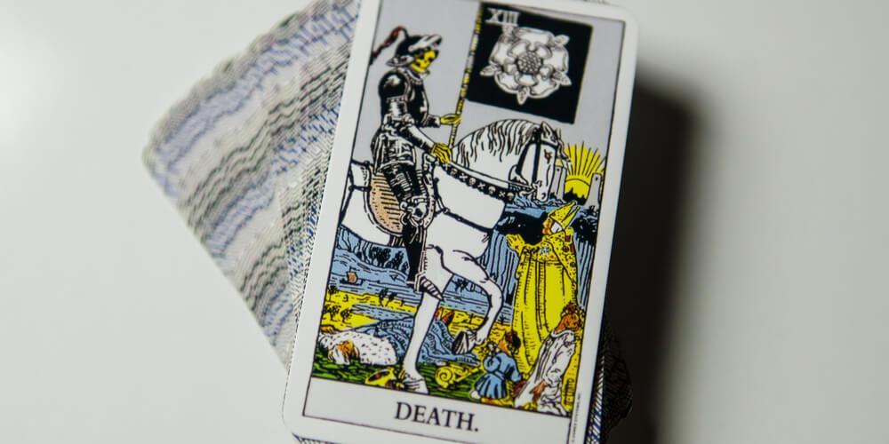 Tarot-death