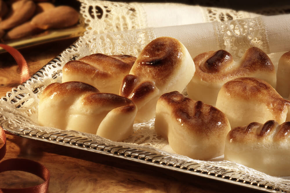 Toledo's marzipan is produced in enormous quantities and exported