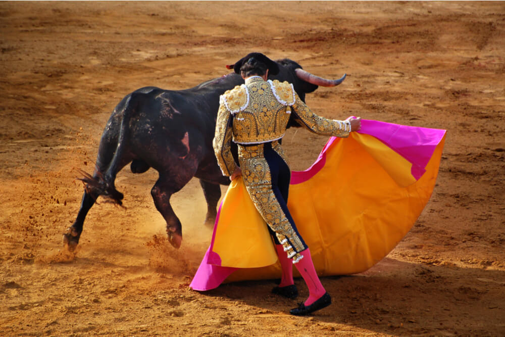 Corrida is both an art and a sport, a beautiful and savage tradition