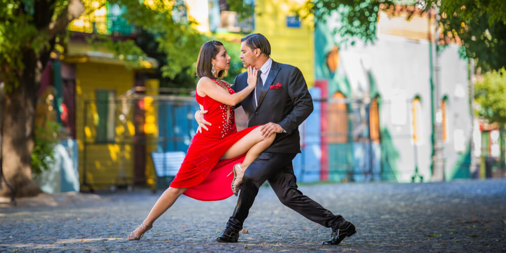 Tango dates back to the brothels of Buenos Aires