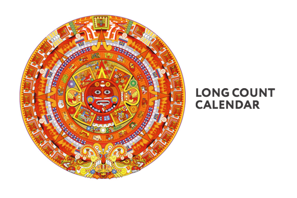 The Long Count Calendar was devised to keep track of thousands of years, to takes into account dates from distant past and future.