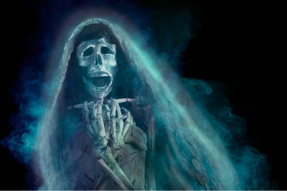 La Llorona is an evil spirit from a Latin American legend