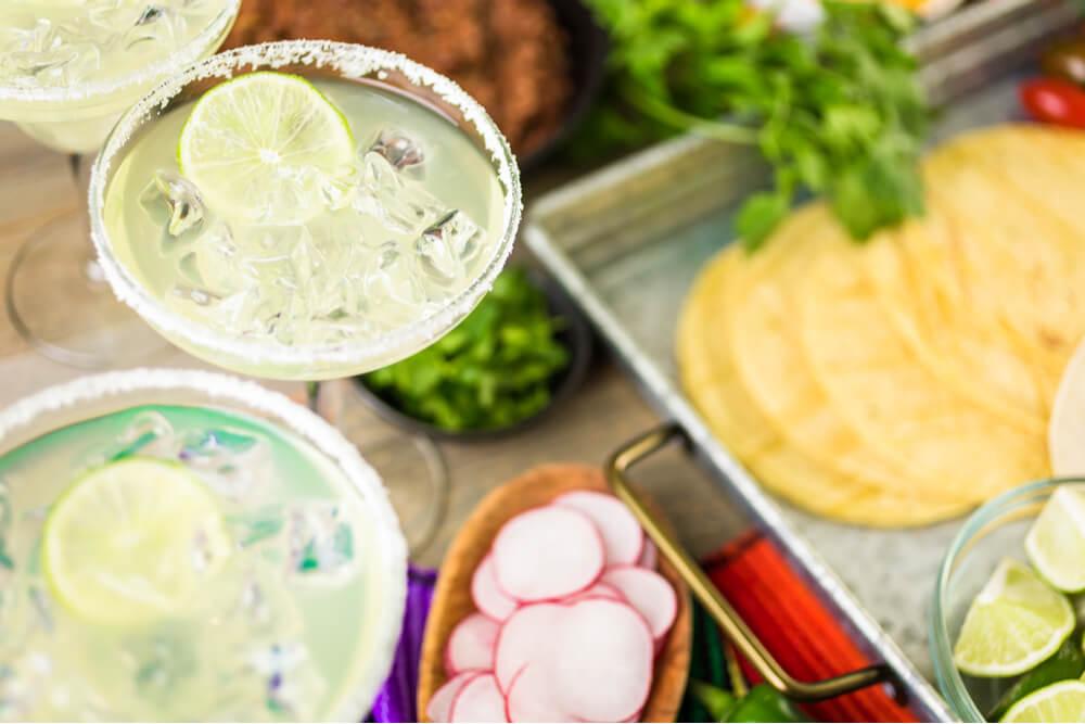 Margarita is a Cinco de Mayo staple.