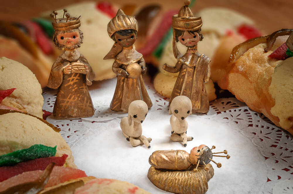 El Día de los Reyes Magos is an important holiday in Spain