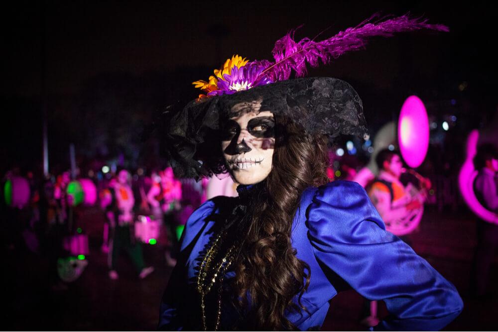 La Calavera Catrina is also known as the Elegant Skull