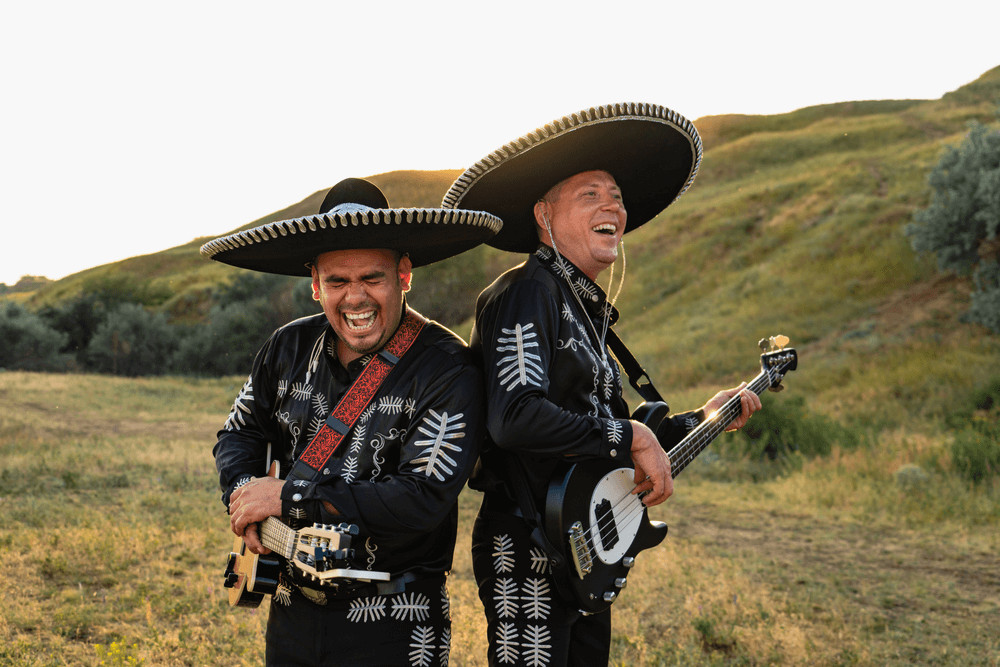El Grito Mexicano is one of the most typical elements of Mexican culture.