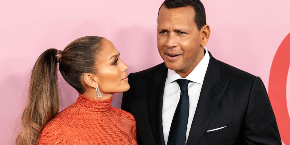 Jennifer Lopez and Alex Rodriguez attend 2019 CFDA Fashion Awards at Brooklyn Museum