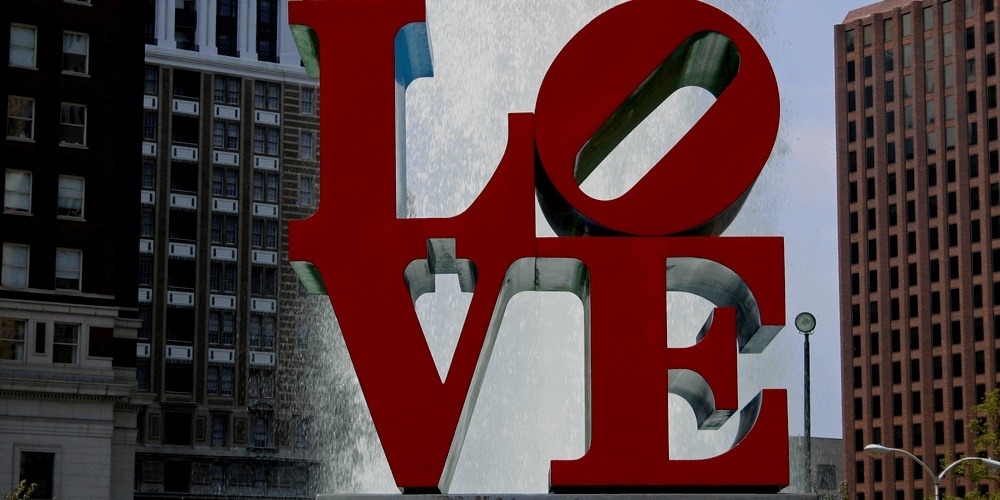 Letters LOVE