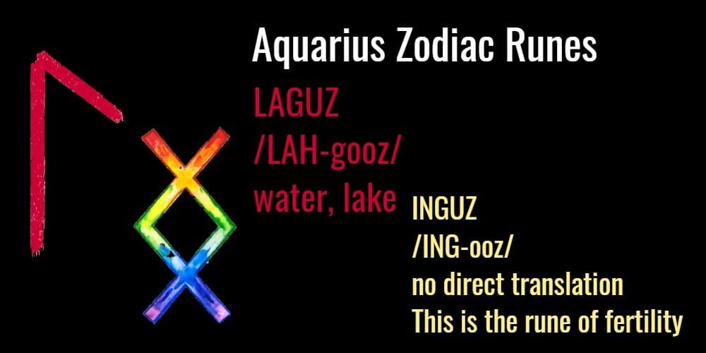 aquarius-runes