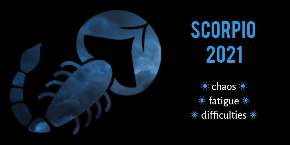 Scorpio 2021